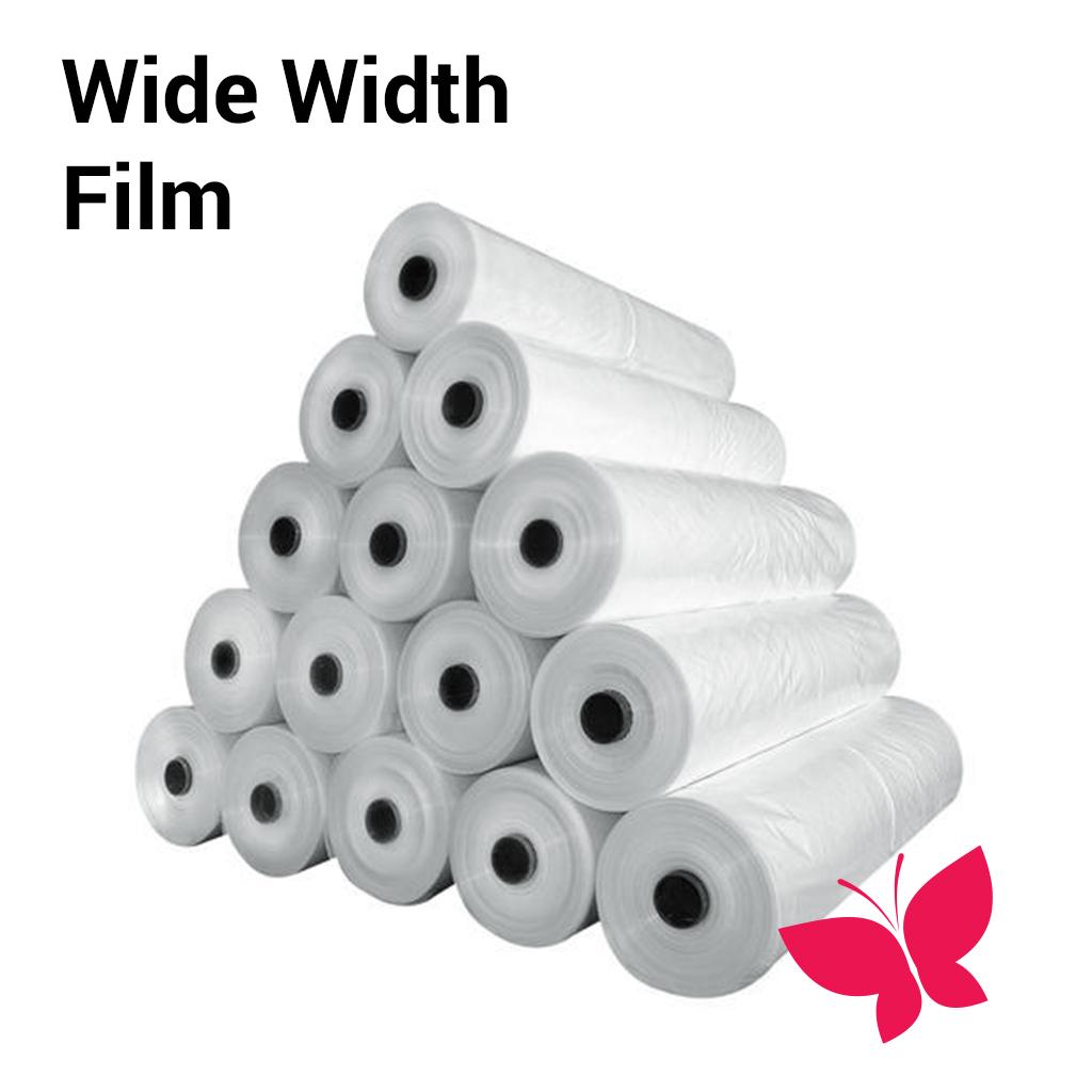 Wide Width Film